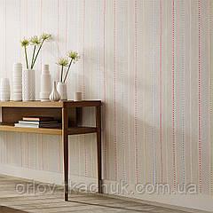 Обои бумажные Abacus Stripe Papavera Wallpapers Sanderson