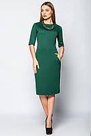 """Платье """"Тори""""зеленый"""