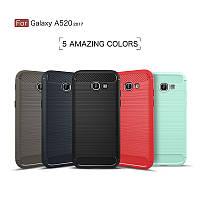 TPU чехол накладка Urban для Samsung Galaxy A5 2017 Duos SM-A520 (5 цветов)