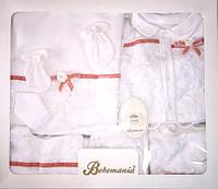 Комплект 10 в 1для новорожденных Bebemania