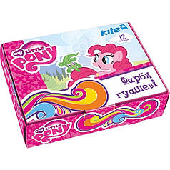 Гуашь Little Pony, 12 цветов LP17-063