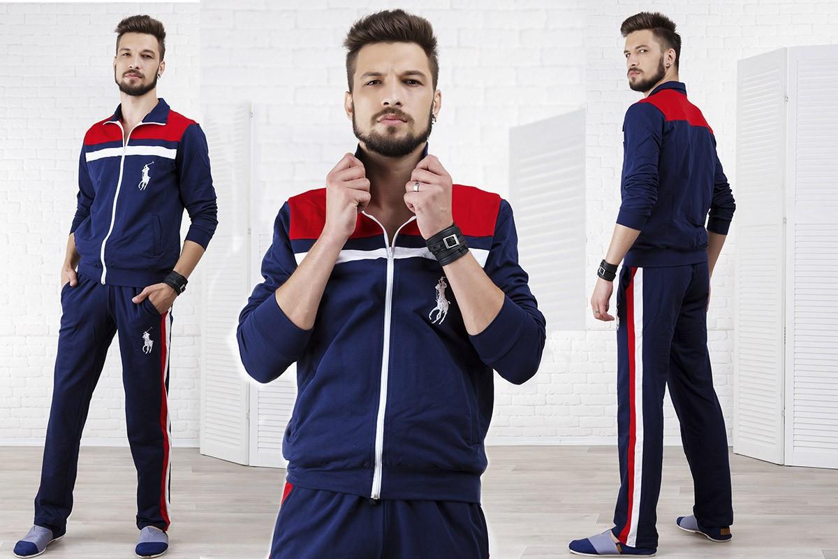 Мужской спортивный костюм Поло  46-52