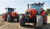 2014 Создана во Франции Kubota Farm Machinery Europe SAS