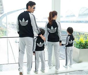 Спортивная одежда для всей семьи