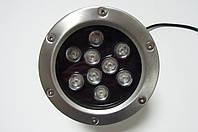 Светодиодный подводный прожектор LED 2109 RGB (контр)