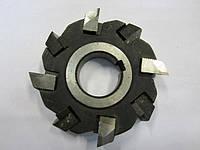 Фреза дисковая 3-х стор. со вставными ножами из б/р стали Ф 100х14х27 z=14 Р18