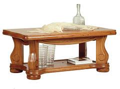 "Элегантный столик из дерева ""CIEZKA"" (137х59х71 см)"