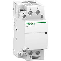 Контактор Schneider Electric 40A, 2NO, 220В, 2м