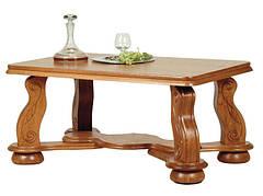 "Элегантный столик из дерева ""CEZAR"" большой (145х55х75 см)"