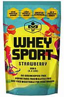 Протеины Whey Sport  клубника (2 кг)