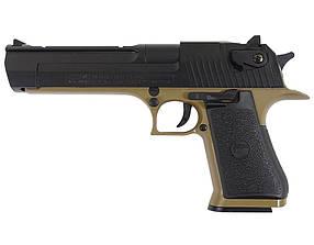 Пистолет ASG Cybergun Desert Eagle .50 AE - tan (090112)