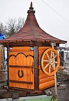 Дашок для криниці дерев`яний