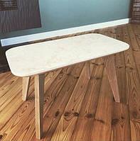 Журнальний столик мраморный