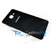 Задняя крышка для Samsung A510 Galaxy A5 (2016) черная