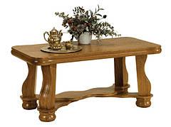 "Элегантный столик из дерева ""AREK I"" (125х60х60 см)"