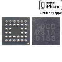 Микросхема управления звуком 10C0 32 pin для Apple iPhone 4, оригинал