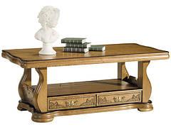 """Элегантный столик из дерева """"CHEVERNY"""" (138х54х71 см)"""