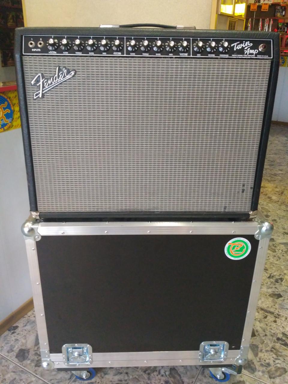 Аренда комбика Fender