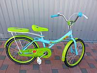 Велосипед детский Azimut Strawberry 16 дюймов