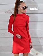 Прямое платье с маленьким воротником в расцветках s-48032202