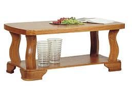 """Элегантный столик из дерева """"FRYDERYK"""" (137х57х70 см)"""