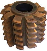 Фреза червячная для нарезания червячных колес m=0,7 20* Р18 кл.В (Ф32х20х13)