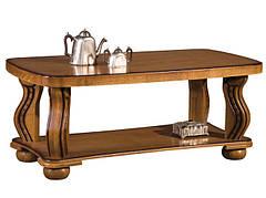 "Элегантный столик из дерева ""PARUS"" (137х57х70 см)"