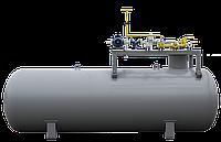 Подземный газовый модуль 20м3