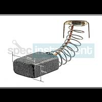Электрощетки пара 6х13 с пружиной, контакт усы
