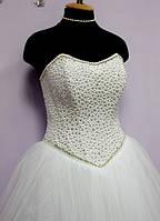 """Свадебное платье """"Жемчужинка"""""""