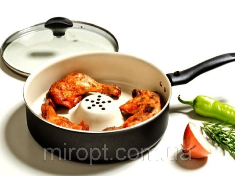 Delimano Dry Cooker (Драй Кукер) Сковорода паровая