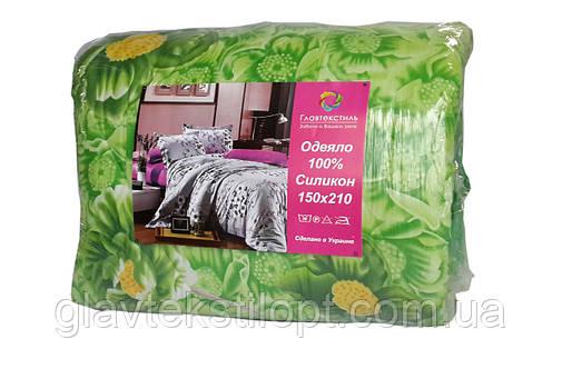 Силиконовое одеяло 1,5 Главтекстиль, фото 2
