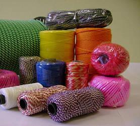 Шпагаты, шнуры, верёвки
