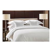 Сатиновое постельное белье Hotel Stripe. Турция, разные размеры.