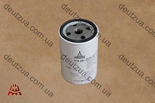Фильтр топливный Deutz (Дойц) 1013, 1012 (01180597)