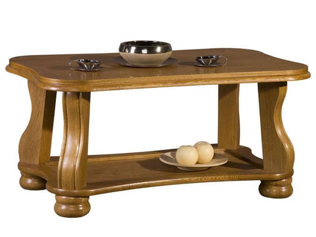 """Элегантный столик из дерева """"KALA III"""" (122х58х72 см), фото 2"""