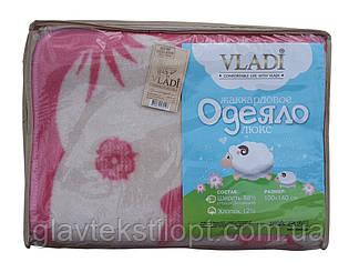 Детское шерстяное одеяло, фото 2