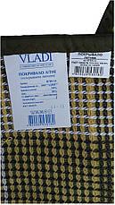 Покрывало клетчатое 1,5  Vladi, фото 2