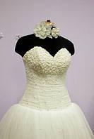 "Свадебное платье ""Жемчужное облако"""