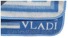 Одеяло шерстяное Жаккард 1,5 Vladi, фото 2