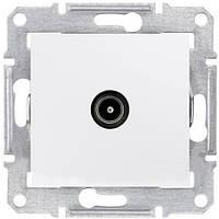 Розетка ТВ конечная  Schneider-Electric Sedna SDN3201621 белый