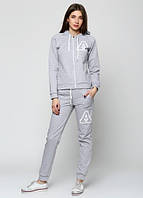 1022 Спортивный костюм серый