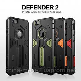 Чехол Nillkin Defender II для iPhone 6 Plus 6s Plus   красный