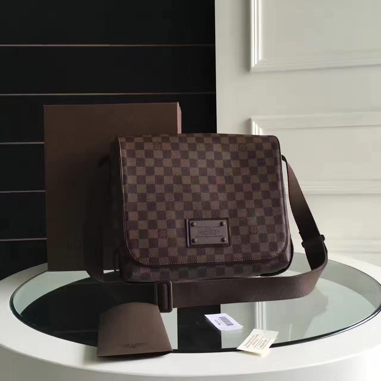 Мужская сумка Louis Vuitton Brooklyn MM