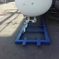 Газовый модуль 10м3 (без колонки)