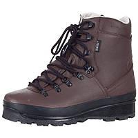 Ботинки горные Эдельвейс DINTEX® с утеплителем (коричневые)
