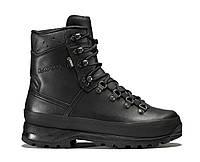 """Ботинки горные """"Lowa Mountain GTX"""" (чёрные)"""