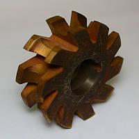 Фреза полукруглая вогнутая Ф100 R 8 Р6М5К5