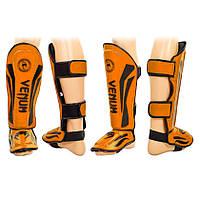 Защита голеностопа MT (Муай Тай) VENUM XL, Оранжевый