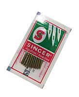 Иглы SINGER №100/16 (10шт) для швейных машин